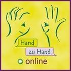 Logo von Hand zu Hand e.V.