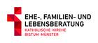 Logo von Ehe-, Familien- und Lebensberatung im Bistum Münster