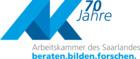 Logo von Arbeitskammer des Saarlandes
