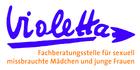 Logo von Beratungsstelle Violetta - Fachberatungsstelle für sexuell missbrauchte Mädchen und junge Frauen e.V.